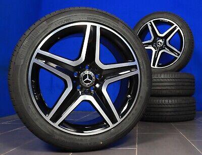 19 Zoll Original Mercedes GLA X156 W156 AMG Felgen A1564010600 Sommerräder