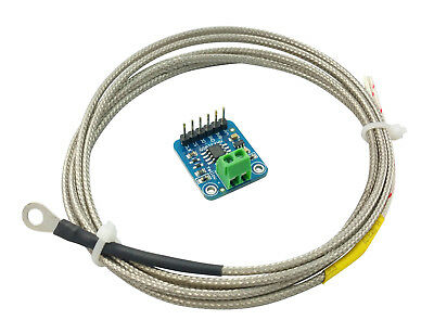 Deluxe Max31855 W Type K Thermocouple Temperature Sensor Module Shield Arduino