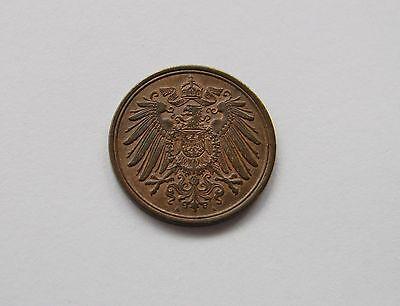 KAISERREICH: 1 Pfennig 1900 A, J. 10, fast stempelglanz, TOLLER MÜNZGLANZ !!!