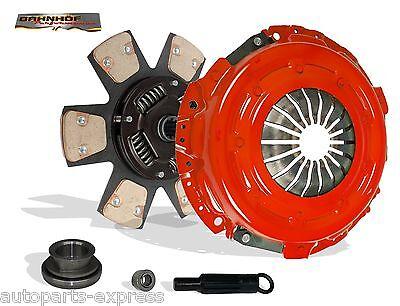 Complete Clutch Disc /& Pressure Plate Kit Set for 94-04 Ford Mustang 3.8L V6