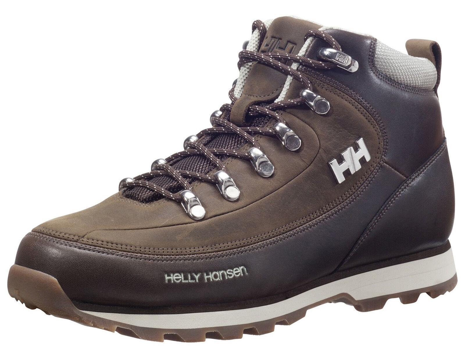 Helly Hansen Calgary Men/'s Boot Jet 10874//991 Black//Ebony//Light Grey NEW