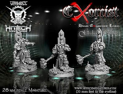HiTech Miniatures Gerhard Blitz (28mm) | Exorcist | Sci Fi Tabletop