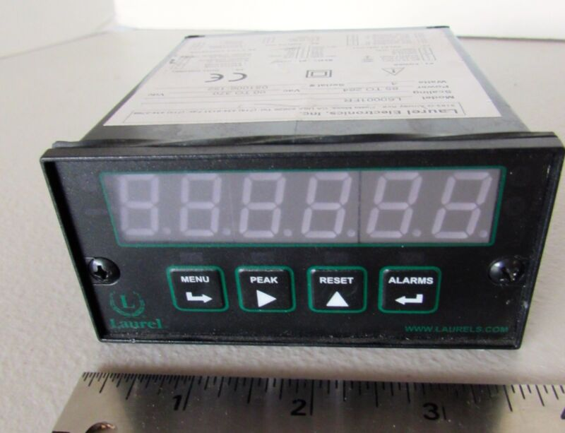 Laurel Electronics L600001FR Multifunction Counter Timer Made in the USA