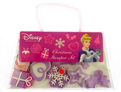 Disney Princesa Navidad Sello Set