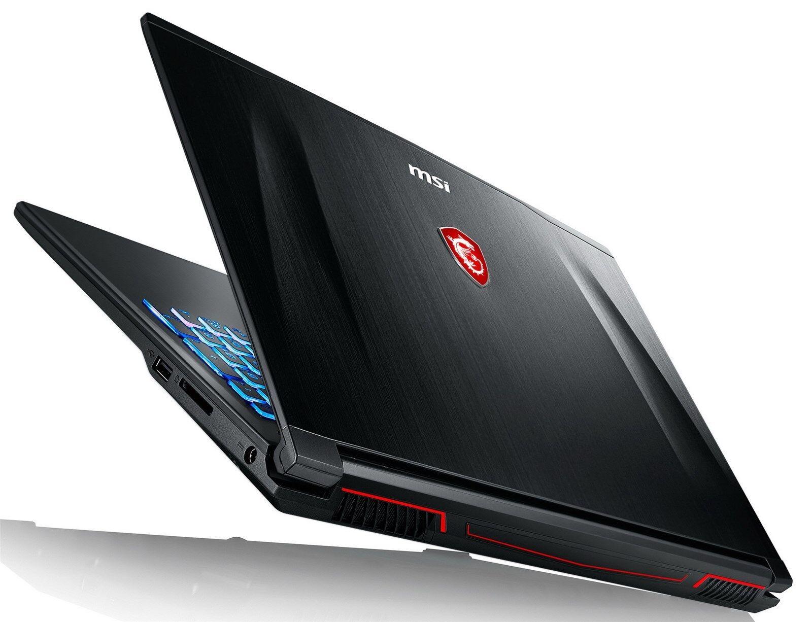 MSI Gaming GF62 7RE 2096 i7-7700HQ, 1TB, 16GB, nVIDIA GTX 1050Ti 4GB,
