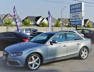 2010 Audi A4 2.0T Premium Accident free I PREMIUM PACKAGE | P...