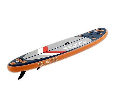 Pro6 P6-Pacific ISUP Inflatable Stand-Up Paddle Board 126