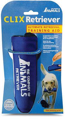 RETRIEVER TRAINING AID by Clix - TRAIN YOUR DOG TO FETCH & RETRIEVE! LARGE