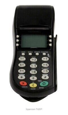 Hypercom Model T4205 Credit Card Process Machine