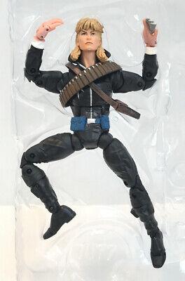 """Marvel Legends 6"""" Longshot from Mojo BAF Build a Figure Wave X-Men"""