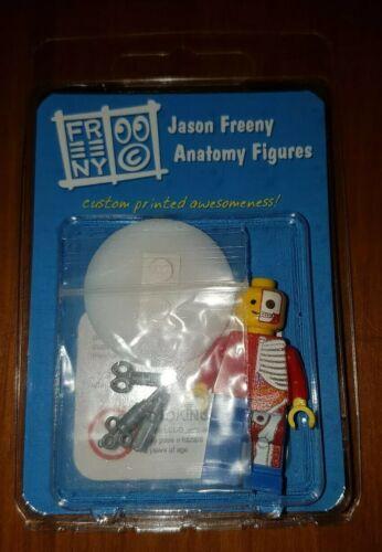 **New** LYL BRICK Custom Jason Lego Minifigure