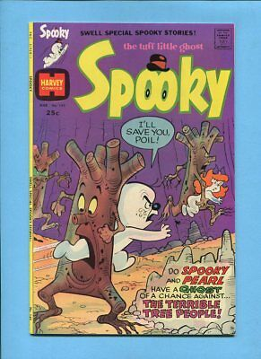 Spooky #143 The Tuff Little Ghost March 1975 Harvey Comics VF/NM