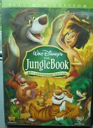 Walt Disney Jungle Book DVD