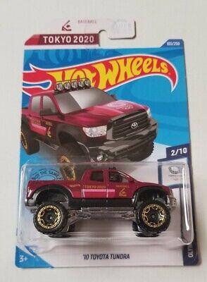 2020 Hot Wheels '10 Toyota Tundra Variation * K Case * NIP 1:64 Scale