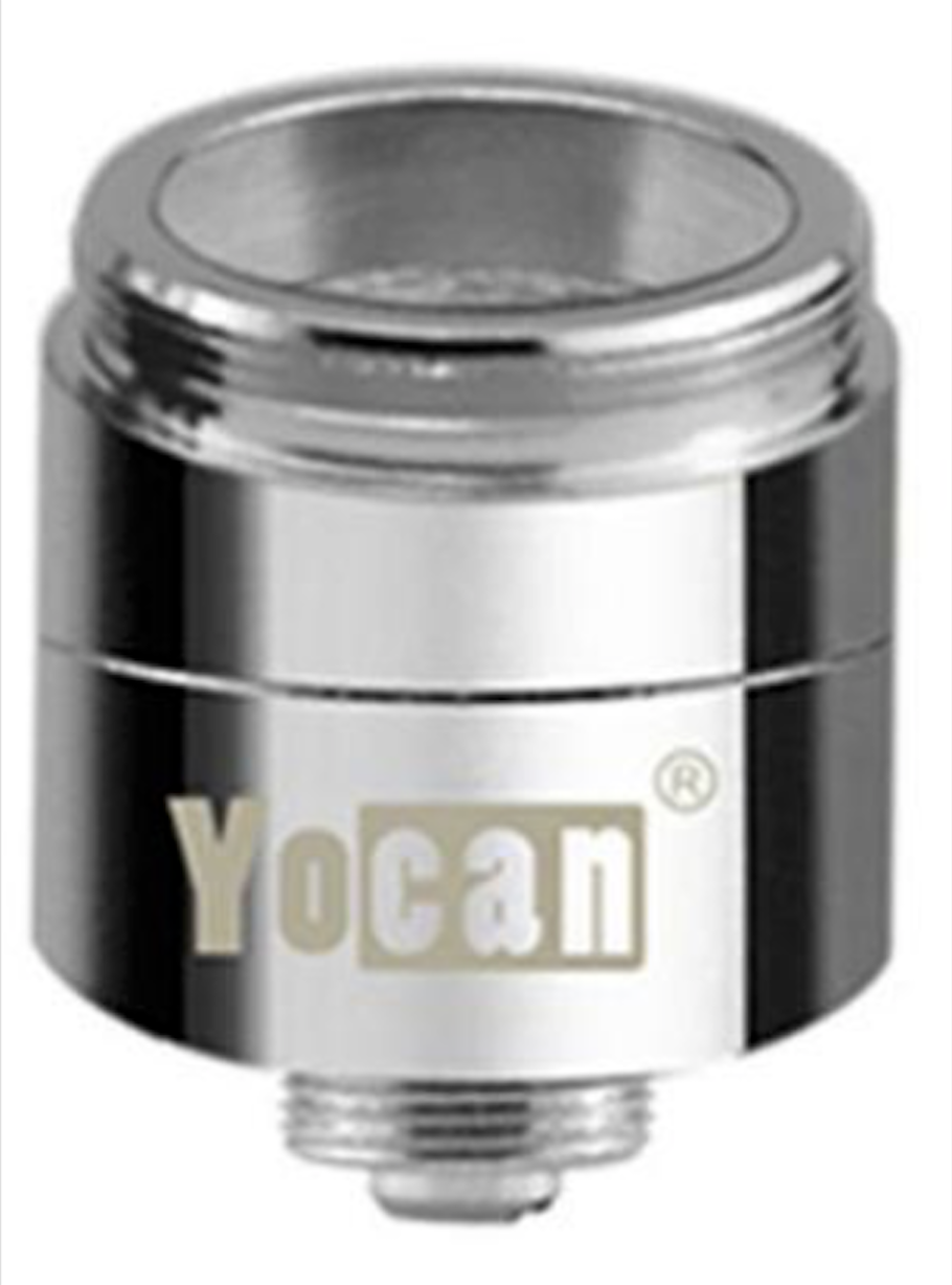 **USA** AUTHENTIC Yocan Evolve Plus XL Coil - QDC Quad Quartz Replacement Coil
