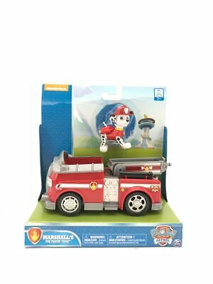 Nickelodeon Paw Patrol Figure: Marshall | Fire Truck (Toy239)