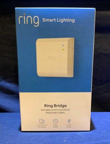 Ring Smart Lighting Ring Bridge - NEW