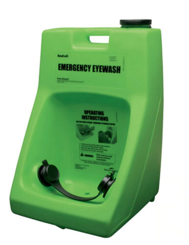 Fendall Porta Stream I 6-Gallon (22.7 L) Refillable Secondary Emergency Eye Wash