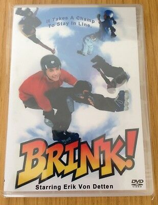 BRINK! (1998) Starring Erik Von Detten and Sam Horrigan [DVD]
