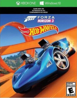Forza Horizon 3 Full Game   Hot Wheels  Digital Download For Xbox One