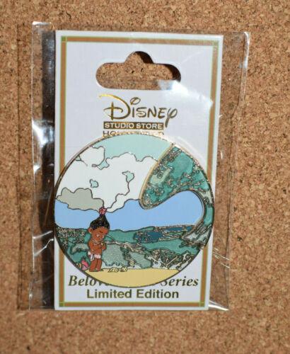MOANA Disney Pin 136109 D23 Expo 2019 - DSSH - Beloved Tales LE 300