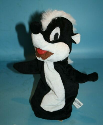 """Subaru Plush Skunk Hand Puppet 13"""" Outback Detergent Toy Stuffed Advertising"""