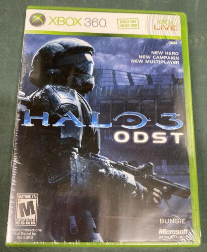 Halo 3 ODST Xbox 360, 2009  - $19.99