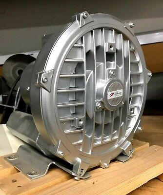 Elmo Gardner Denver G-bh1 2bh1100-7ah06 Side Channel Blower Vacuum Pump