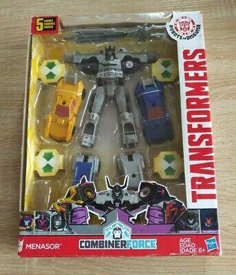 New Transformers Combiner Force Menasor! Hasbro