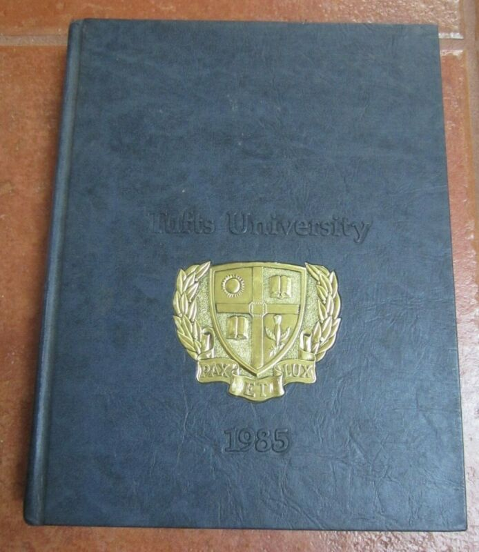Tufts 1985 Yearbook