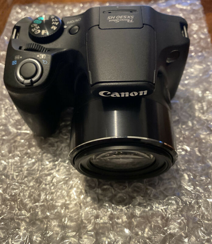 Canon PowerShot SX530 HS Digital Camera (21032-B2-EY)