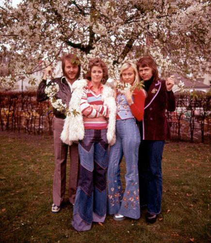 ABBA - MUSIC PHOTO #F-9