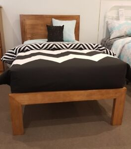 Factory direct solid Aussie made beds