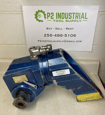 Hytorc Hy-25xlt Hydraulic Torque Wrench 2-12 Drive 25890 Ft. Lbs. 20419