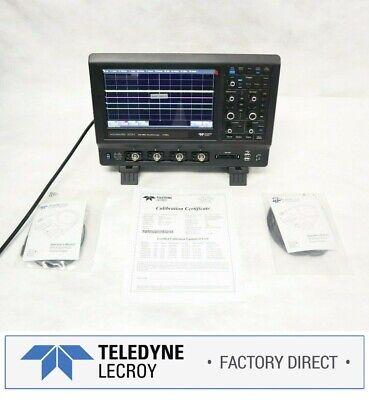 Teledyne Lecroy Wavesurfer 3024z 200mhz 4gss 4ch Oscilloscope Factory Warranty