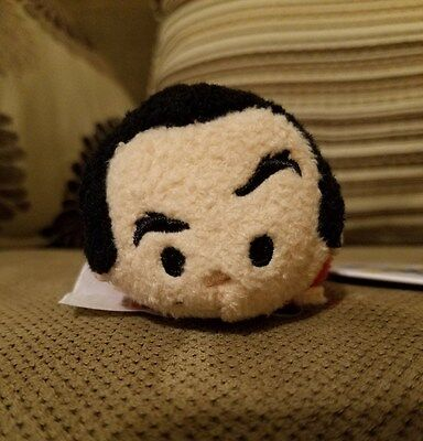 Disney Mini Tsum Tsum Gaston from Beauty and the Beast Authentic Disney Store US