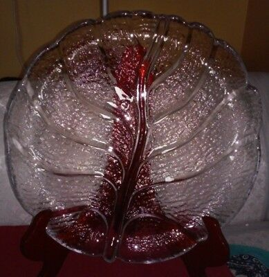 Leaf Serving Dish - Design Platter Serving Dish Leaf Pattern 13