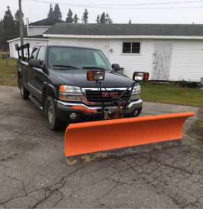 2004 Sierra with plow. Inspected! St. John's Newfoundland image 1
