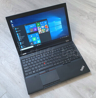 Lenovo ThinkPad P50 CAD/Gaming i7 laptop, 8GB/256SSD, Quadro M1000M -S43U