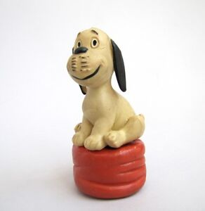 figurine le chien loriot wum hund alte figur 70er wim. Black Bedroom Furniture Sets. Home Design Ideas