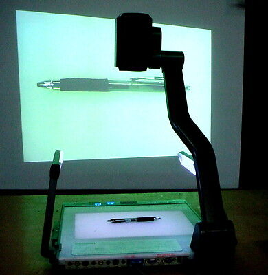 Qomo Hitevision Qview Qd700 Digital Processing Visualizerpresenter Camera 1