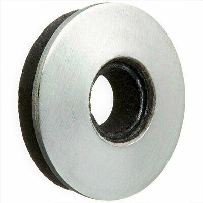 """100 Qty 1/4"""" Stainless Steel EPDM Bonded Sealing Neoprene Ru"""