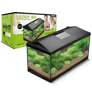 Aquarium fish tank complete set up heater filter light for How to set up a fish tank filter