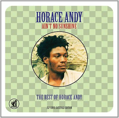 THE BEST OF HORACE ANDY AIN'T NO SUNSHINE 2 LP GATEFOLD EDITION - VINYL