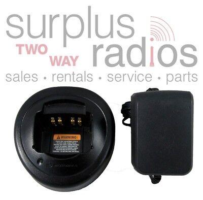 Motorola Oem Rapid Charger Kit Hkln4226a Waris Ht1250 Ht750 Ex600 Ht1250ls Ex500