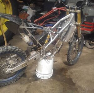 TM MX125 chassis