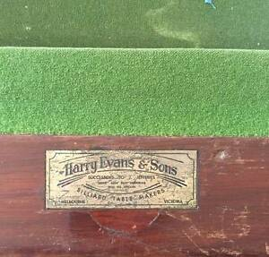 Billiard Table Ivanhoe East Banyule Area Preview