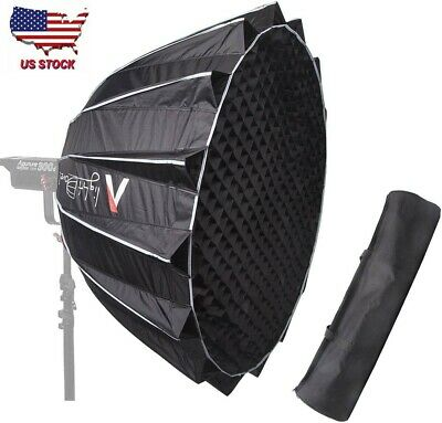 Aputure Light Dome II Softbox Diffuser w/ Grid for Bowens Light 120d II 300d II