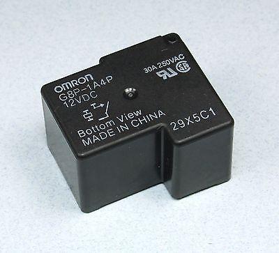 Omron General Purpose Relay G8p-1a4p-12vdc 30a 250vac