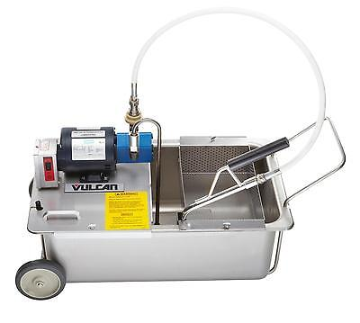 Vulcan Mf-1 Mobile Electric Fryer Filter W 110 Lbs. Capacity
